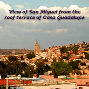 View of San Miguel